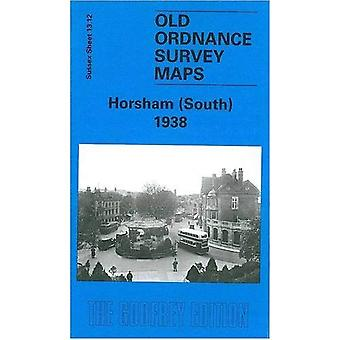 Horsham (South) 1938: Sussex Sheet 13.12