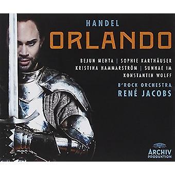 Haendel / Mehta, Bejun / Jacobs, Rene - Orlando [CD] USA import