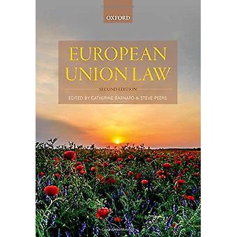 European Union Law by Catherine Barnard - 9780198789130 Book