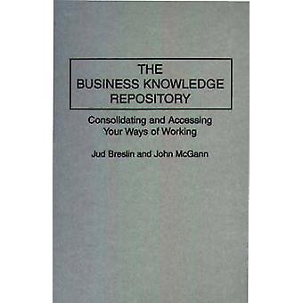 Business Knowledge Repository konsolidieren und den Zugriff auf Ihre Arbeitsweisen durch Breslin & Jud