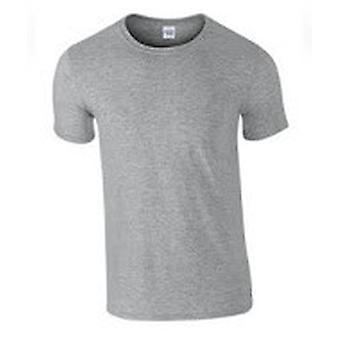 Basics Plain T-shirt - Grey