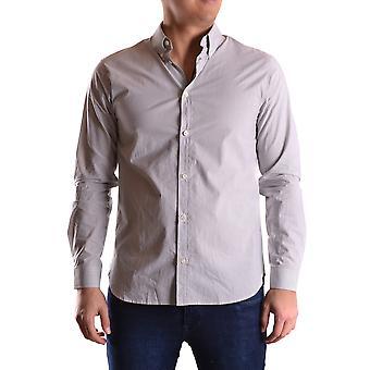 Marc Jacobs Grey Cotton Shirt