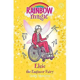 Rainbow Magic: Elsie the Engineer Fairy: The Discovery Fairies Book 4 (Rainbow Magic)