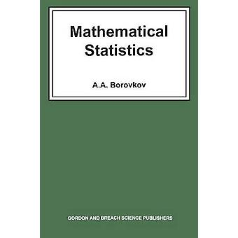 Estadística matemática por Borokov y a. A.