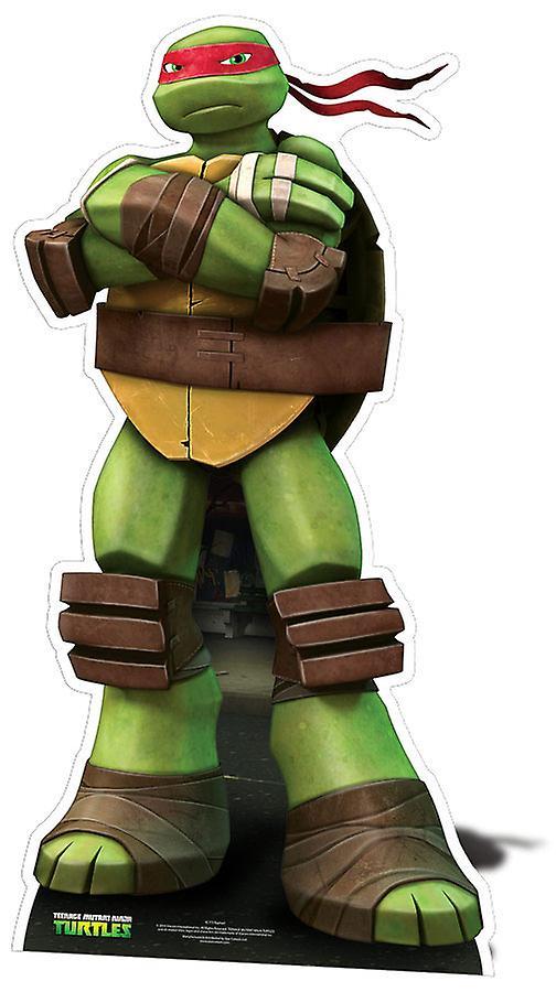 Raphael Teenage Mutant Ninja Turtles Lifesize Cardboard Cutout / Standee / Standup - Nickelodeon Series