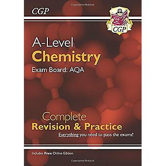 Nya A-nivå kemi för 2018 - AQA år 1 & 2 fullständig översyn