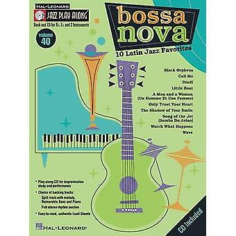 Bossa Nova - 10 Latin Jazz Favorites - 9780634083860 Book