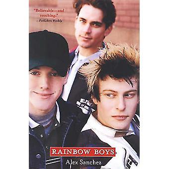 Rainbow Boys (Reprint) by Alex Sanchez - 9780689857706 Book