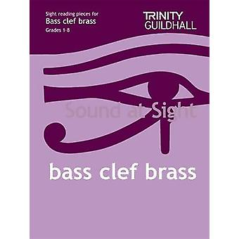 Sound at Sight Bass Clef Brass Grades 1-8 - Sample Sight Reading Tests