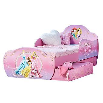 Disney prinsessen kinderbed in gevormde houten Zeepschaal