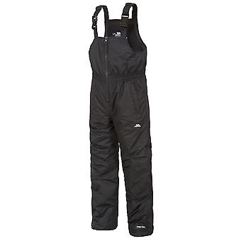 Trespass Childrens/Kids Kalmar Waterproof Bib Ski Trousers