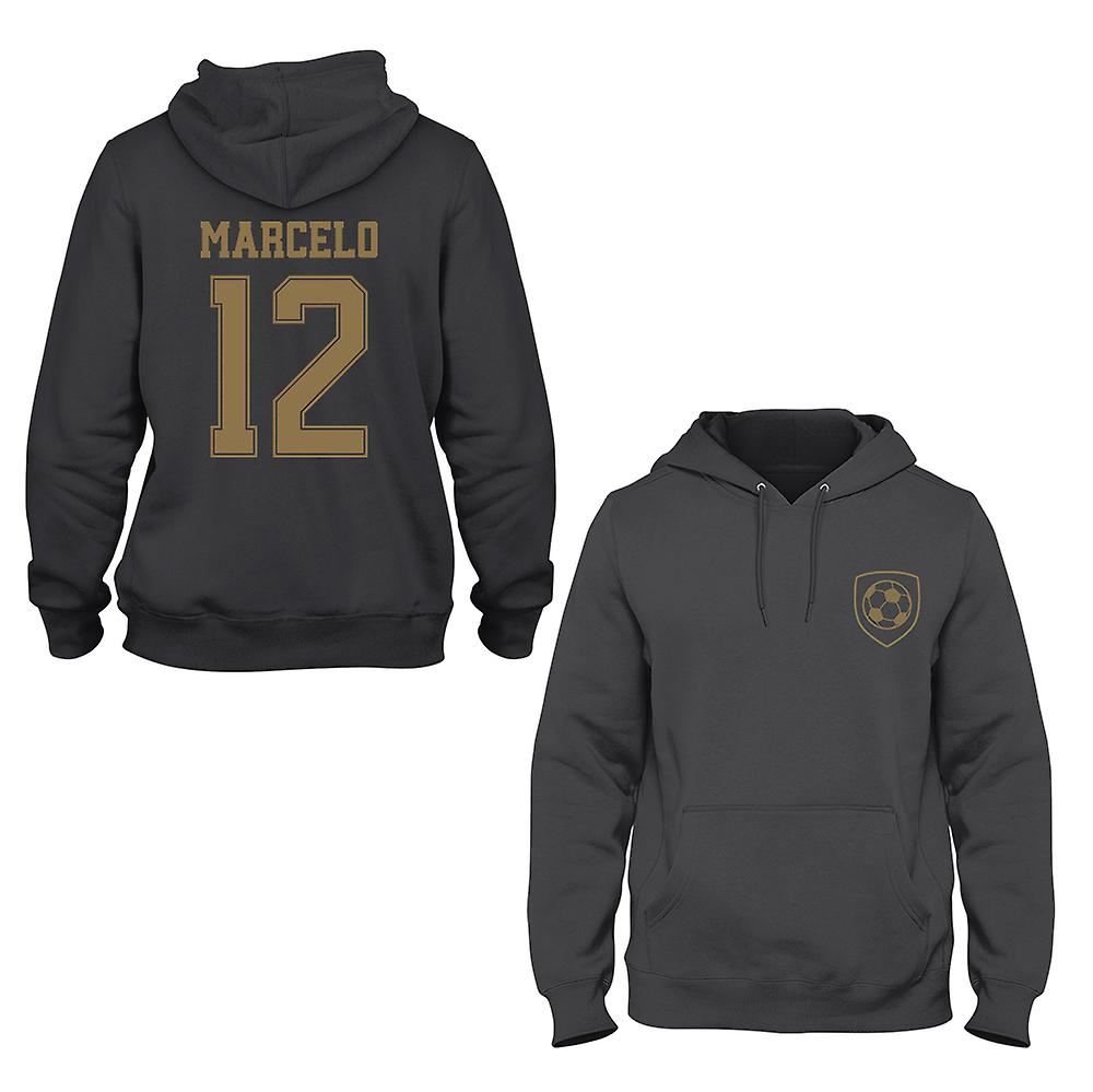 Marcelo 12 Real Madrid Style Player Hoodie