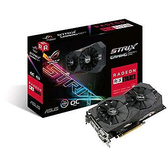 ASUS ROG-Strix-RX570-o4g-gaming grafische kaart AMD Radeon RX570 4gb GDDR5 PCI Express 3,0 interface actieve koeling
