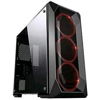 Itek epsylon cabinet gaming mini-tower black