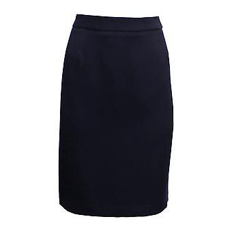 Lebek Navy Skirt 79100317