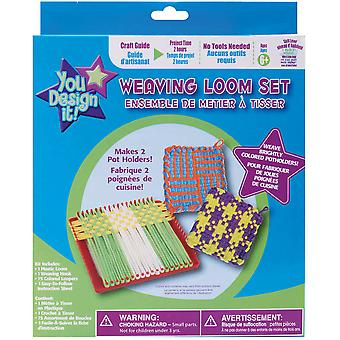 You Design It Weaving Loom Kit 49170