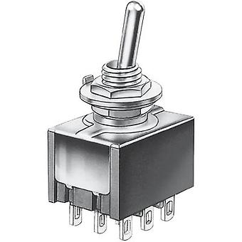 Marquardt 9040.0301 4A Miniature Toggle Switch, ,