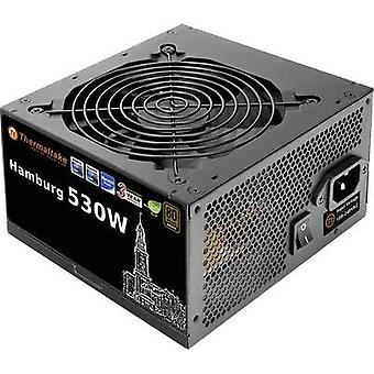 PC power supply unit Thermaltake Hamburg 530 W 530 W ATX 80 PLUS Bronze