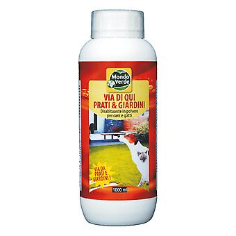 Altadex Repellent dogs and cats for meadows and gardens 1000