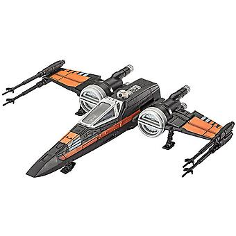 Revell Star Wars Poe's X-Wing Figther Build & Play (Toys , Constructions , Vehicles)