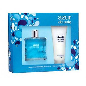 Brummel Case Azur (100 ml Cologne Vp + Body 100 ml) (Woman , Perfume , Women´s Perfumes)
