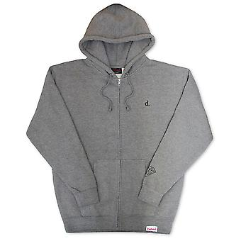 Diamond Supply Co Mini Un Polo Hoodie grau