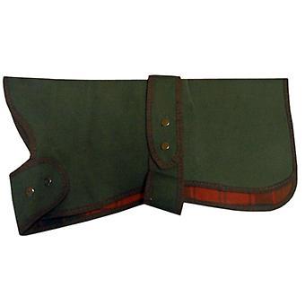 Barker frakke grøn 25cm