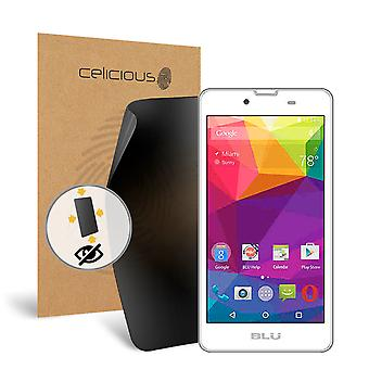 Celicious Privacy Plus BLU Neo X 4-Way Visual Black Out Screen Protector