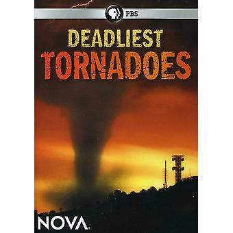 Nova - Nova: Deadliest Tornadoes [DVD] USA import