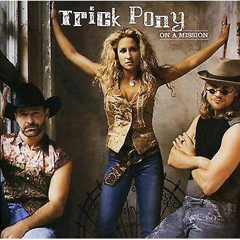 Trick Pony - på ett uppdrag [CD] USA import