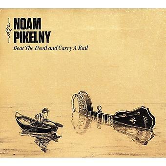 Noam Pikelny - Beat el diablo y llevan un carril [CD] USA importar