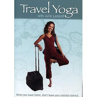 Travel Yoga [DVD] USA import