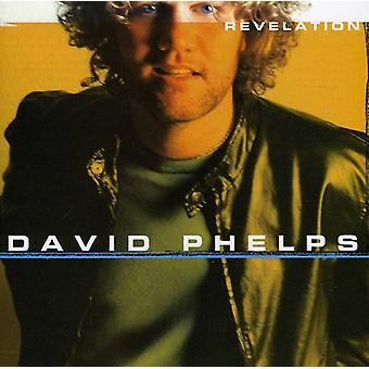 David Phelps - åbenbaring [CD] USA import