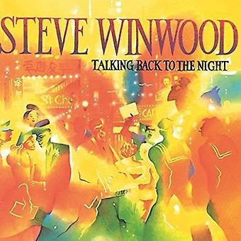 Steve Winwood - Talking Back to (LP) [Vinyl] USA import