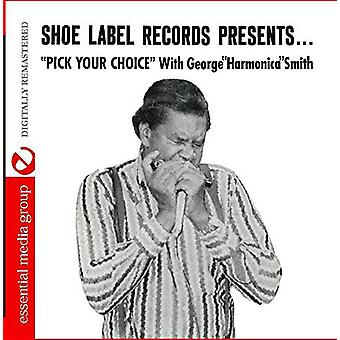 George Harmonica Smith - importazione Pick Your Choice [CD] USA