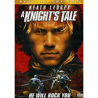 Knight's Tale [DVD] USA import