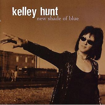 Kelley Hunt - nye nuancer af blå [CD] USA import