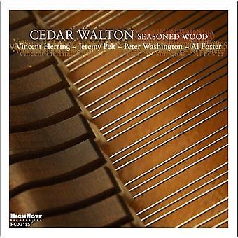 Cedar Walton - Seasoned Wood [CD] USA import
