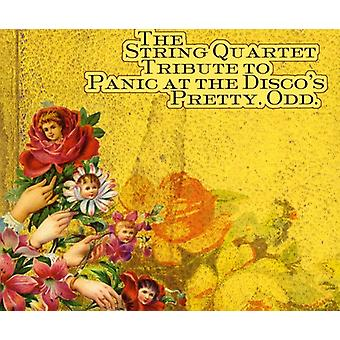 Tribute to Panic at the Disco - String Quartet Tribute to Panic at the Disco [CD] USA import
