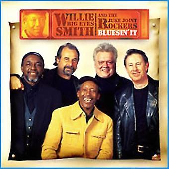 Smith, Willie store øjne - Bluesin' det [CD] USA import