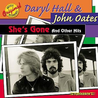 Hall & Oates - She's Gone & Other Hits [CD] USA import