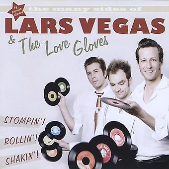 Lars Vegas & the Love Gloves - Many Sides of [CD] USA import