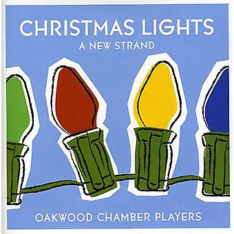 Oakwood Chamber Players - Christmas Lights: A New Strand [CD] USA import