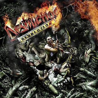 Destruction - D.E.V.O.L.U.T.I.O.N. [CD] USA import