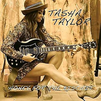 Tasha Taylor - honning for kiks [CD] USA importerer