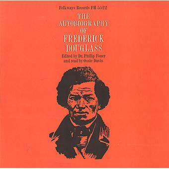 Ossie Davis - Ossie Davis: Vol. 1-Autobiography of Frederick Douglass [CD] USA import