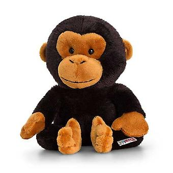 Keel Pippins Chimp Soft Toy 14cm