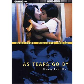 As Tears Go By Movie Poster (11 x 17)