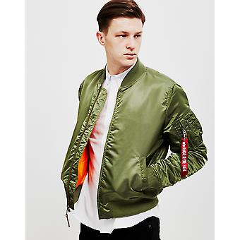 Alpha Industries MA1 VF-59 Bomber Giacca verde
