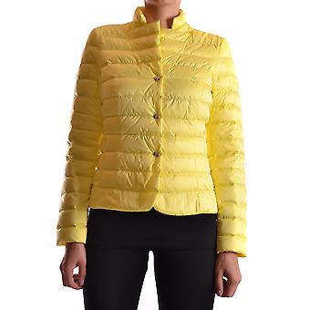Peuterey women MCBI235085O yellow nylon Quilted Jacket